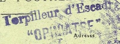 * OPINIATRE (1914/1933) * 863_0011