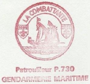 * LA COMBATTANTE (1964/1996) * 87-0110