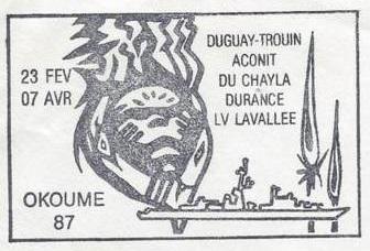 * DUGUAY-TROUIN (1975/1999) * 87-03_12