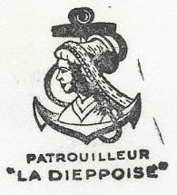 * DIEPPOISE (1954/1987) * 87-0414