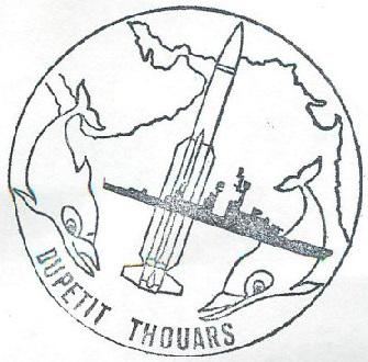* DUPETIT-THOUARS (1956/1988) * 87-0511