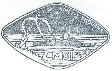 * DUPETIT-THOUARS (1956/1988) * 87-0512