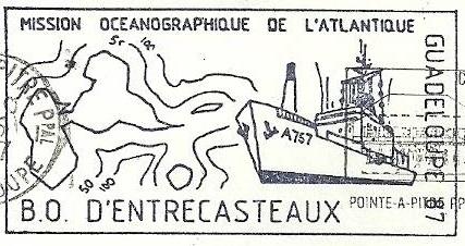 * D'ENTRECASTEAUX (1971/2008) * 87-0514
