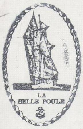 * BELLE POULE (1932/....) * 87-0711