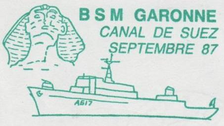 Garonne - * GARONNE (1965/2003) * 87-0911