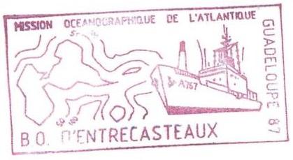 * D'ENTRECASTEAUX (1971/2008) * 87-1214