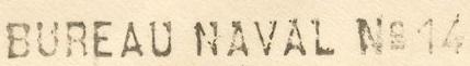 Bureau Naval N° 14 d'Ajaccio 87213511