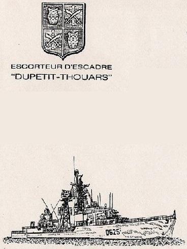 * DUPETIT-THOUARS (1956/1988) * 88-0214