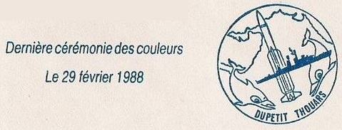 * DUPETIT-THOUARS (1956/1988) * 88-02_11