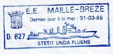 * MAILLÉ-BRÉZÉ (1957/1988) * 88-03_10
