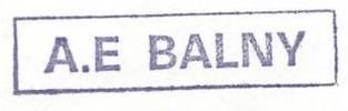 * BALNY (1970/1994) * 88-0510