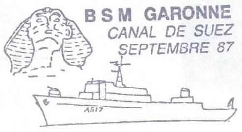 Garonne - * GARONNE (1965/2003) * 88-0513