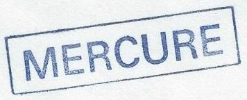 * MERCURE (1958/1991) * 88-0514