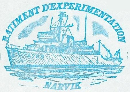 * NARVIK (1957/1988) * 88-0515