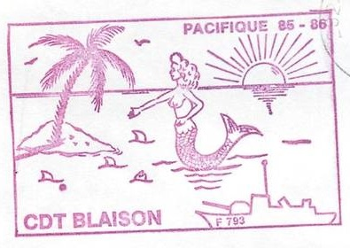 * COMMANDANT BLAISON (1982/....) * 88-0610