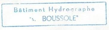 * BOUSSOLE (1964/1990) * 88-0613
