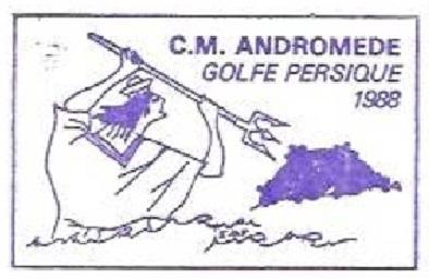 * ANDROMÈDE (1984/....) * 88-0615