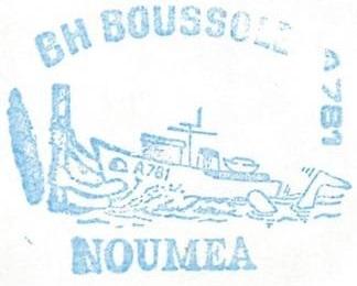 * BOUSSOLE (1964/1990) * 88-06_12