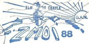 * DU CHAYLA (1957/1991) * 88-0817