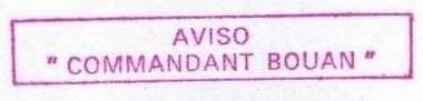 * COMMANDANT BOUAN (1984/....) * 88-08_10