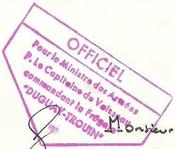 * DUGUAY-TROUIN (1975/1999) * 88-10_12