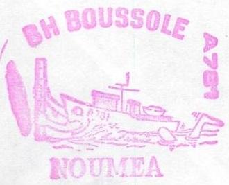 * BOUSSOLE (1964/1990) * 88-1210