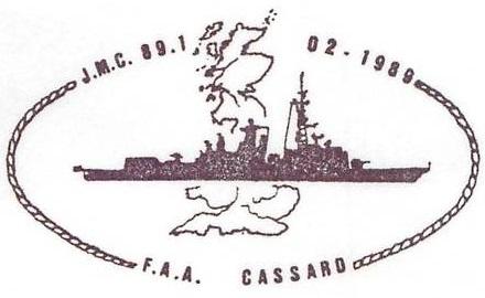 * CASSARD (1988/2019) * 89-0213