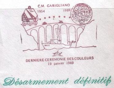 * GARIGLIANO (1954/1988) * 89-0610