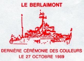 * BERLAIMONT (1956/1989) * 89-1013