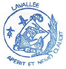 * LIEUTENANT DE VAISSEAU LAVALLÉE  (1980/2018) * 89-12_10