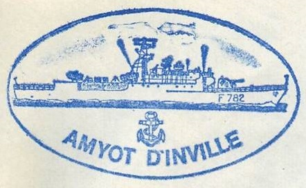 * AMYOT D'INVILLE (1976/1999) * 90-0310
