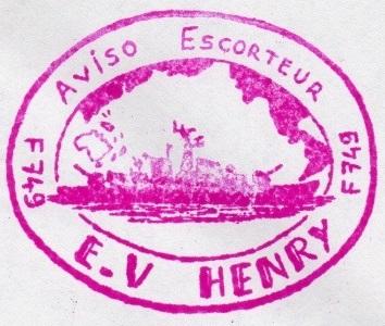 * ENSEIGNE DE VAISSEAU HENRY (1965/1994) * 90-04_10