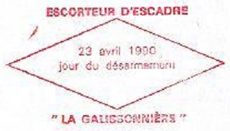 * LA GALISSONNIERE (1962/1990) * 90-04_12