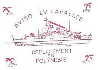 * LIEUTENANT DE VAISSEAU LAVALLÉE  (1980/2018) * 90-0514
