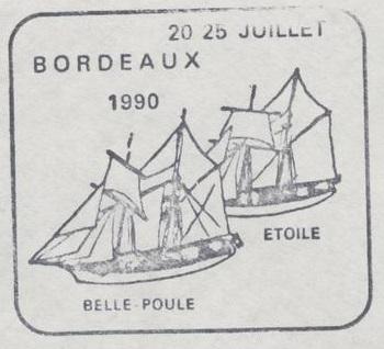 * BELLE POULE (1932/....) * 90-0710