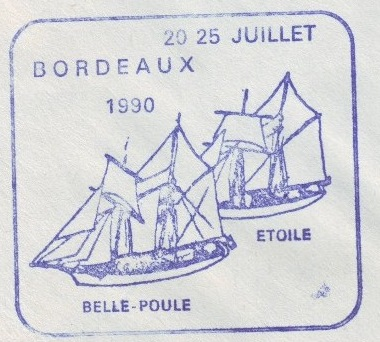 * BELLE POULE (1932/....) * 90-07_10