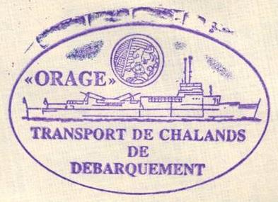 * ORAGE (1968/2007) * 90-1014