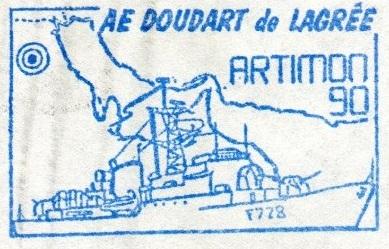 * DOUDART DE LAGRÉE (1963/1991) * 90-1112