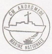 * ANDROMÈDE (1984/....) * 90-1113