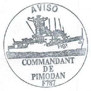 * COMMANDANT DE PIMODAN (1978/2000) * 91-0310