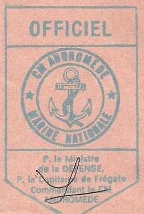 * ANDROMÈDE (1984/....) * 91-0512