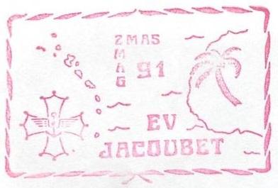 * ENSEIGNE DE VAISSEAU JACOUBET (1982/....) * 91-0611