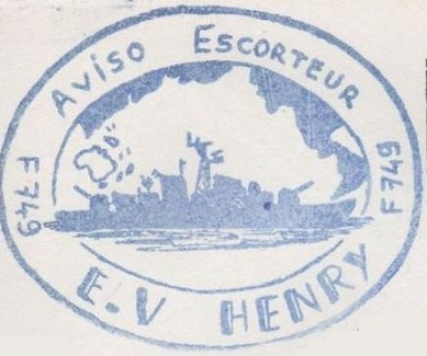 * ENSEIGNE DE VAISSEAU HENRY (1965/1994) * 91-06_10