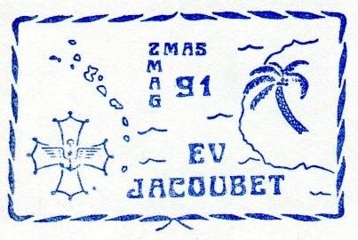 * ENSEIGNE DE VAISSEAU JACOUBET (1982/....) * 91-06_15