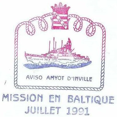 * AMYOT D'INVILLE (1976/1999) * 91-07_10