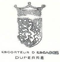 * DUPERRÉ (1957/1992) * 91-08_11