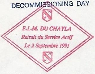 * DU CHAYLA (1957/1991) * 91-0914