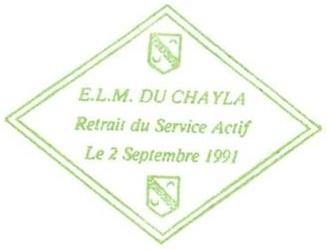 * DU CHAYLA (1957/1991) * 91-09_12