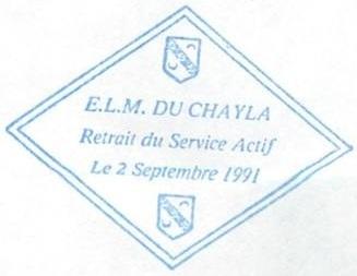* DU CHAYLA (1957/1991) * 91-09_13