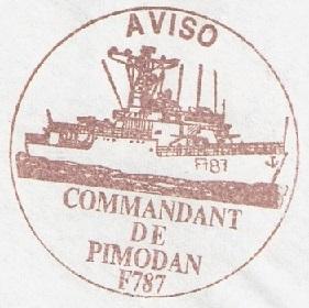 * COMMANDANT DE PIMODAN (1978/2000) * 91-1210